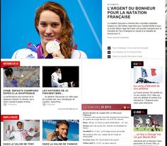 317: Yesterday must have been a very slow day for the French, because not only did they have one new story about their own athletes, but also the only other new one was about a Chinese doping scandal. They would clearly rather glorify their own country over covering news from others, even if their own country isn't making any headlines.