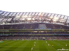 Republic of Ireland 7 x 0 Gibraltar - Euro2016 / Aviva Stadium - Dublin (Ireland)
