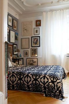 beautiful bedroom gallery of of Barbara Gehri / Photo by Rita Palanikumar for Sweet Home