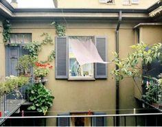Through the window (attraverso la finestra) - Giorgio Barrera