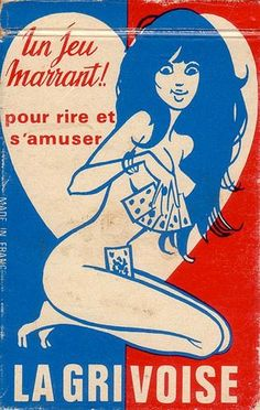 burlesque matchbook covers