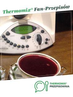 Barszcz czerwony !!! jest to przepis stworzony przez użytkownika Danuta Baska. Ten przepis na Thermomix<sup>®</sup> znajdziesz w kategorii Zupy na www.przepisownia.pl, społeczności Thermomix<sup>®</sup>. Crockpot, Slow Cooker, Food And Drink, Kitchen, Recipes, Diet, Thermomix, Christmas, Cooking