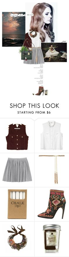 """""""Down on the West Coast, they got a sayin' """"If you're not drinkin', then you're not playin"""""""" by peppa19-7 ❤ liked on Polyvore featuring Monki, Forever New, Thrive, Jayson Home, Emilio Pucci, Mei-Li Rose, CO, Essie, Olive and Salvador Dali"""