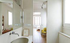 BAÑOS PISO REFORMADO BARCELONA...   #baños #diseñodebaños #bathroom #bañosmodernos #bañosdiseño
