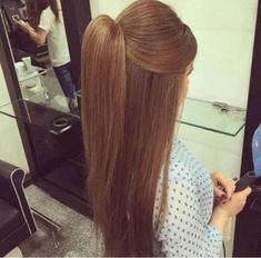 short hairstyles for girls Julianne Hough Ponytail Hairstyles, Pretty Hairstyles, Straight Hairstyles, Pinterest Hair, Hair Dos, Gorgeous Hair, Hair Hacks, Hair Inspiration, Short Hair Styles