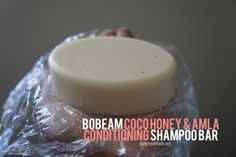 Just Grow Already! | journeying to healthy hair: Bobeam Shampoo Bars!