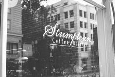 Stumpton Coffee, Portland, Oregon <3