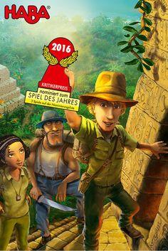 Mehr zu unserem tollen Spiel Karuba, welches auch zum Spiel des Jahres 2016 nominiert wurde, gibt es hier: https://www.haba.de/.../spielzeug/karuba-ein-fesselndes-lege-abenteuer/e/1lm3go