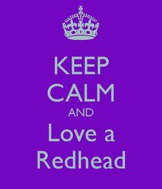 Redheads Rule!