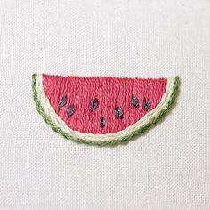 실그림제제의 이미지 Hand Embroidery Videos, Embroidery On Clothes, Embroidery Flowers Pattern, Simple Embroidery, Hand Embroidery Stitches, Hand Embroidery Designs, Embroidery Techniques, Cross Stitch Embroidery, Broderie Simple