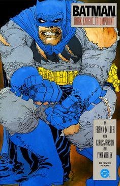 ilovecomiccovers:  Batman: The Dark Knight Returns #2
