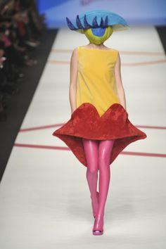 Sfilata Agatha Ruiz De La Prada - Autunno-Inverno 2009-2010 - Milano - Moda - Elle