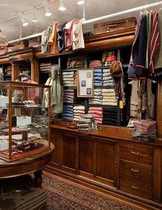 Ralph Lauren Rugby Store Bleecker Str. New York