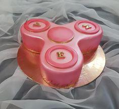 Fidget spinner cake - Cake by Tirki