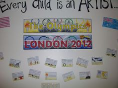 Olympics printables and crafts for you and the family