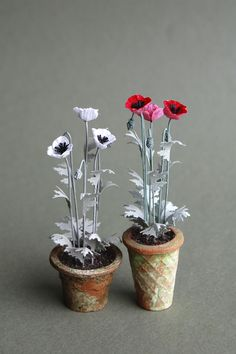 The Miniature Garden: Garden Plants