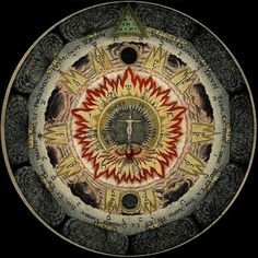 All from One  The Circle and the Point: the Circle is the symbol of Eternity; The Point is the symbol of the Concentration of Time in the moment. Sun = Gold = Connection between the Circle (Aeon) and the Point (Concentration), is Time in Eternity, is the symbol of the Unity of the Macrocosm and the Microcosm.