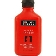 MICHAEL JORDAN by Michael Jordan for MEN: EXTREME STYLING GEL FIRM HOLD 6.7 OZ ** This is an Amazon Affiliate link. You can find more details by visiting the image link.