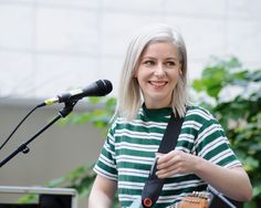Molly Rankin Indie Pop Bands, Dream Pop, Playing Guitar, Woman Crush, People, Anthropology, Divas, Beauty, Beautiful