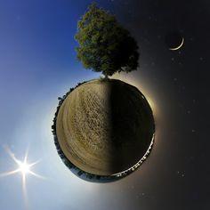 + - Até agora os cientistas acreditavam que a presença de oxigênio na atmosfera de um planeta indicaria a existência de vida, bem como que todo o nosso oxigênio vem das plantas através da fotossíntese. Bem, agora os cientistas descobriram outra causa possível para a presença de oxigênio em planetas extrasolares. Eles dizem que o …