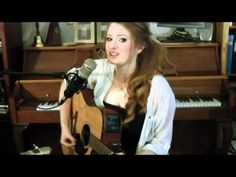 Ed Sheeran Acoustic Cover Medley - by Emily Harder