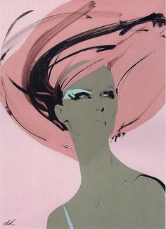Think Pink by David Downton by SportSuburban, via Flickr David Downtown
