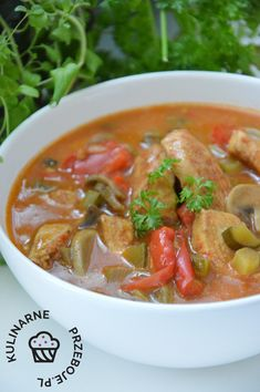 Kitchen Recipes, Thai Red Curry, Food And Drink, Eat, Cooking, Ethnic Recipes, Drinks, Asia, Gourmet