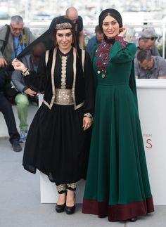 Nasim Adabi and Soudabeh Beizaee