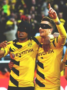"Football. ⚽ on Twitter: ""#Aubameyang  #Reus // #BVB // iPhone"