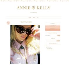 Blogger Template Blogger Themes - Weebly Templates - Boutique Website Design & Blogger Templates