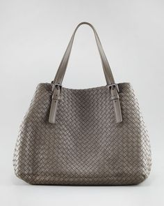 3e94abd8109c Bottega Veneta A-Shape Large Tote Bag - Neiman Marcus Large Tote