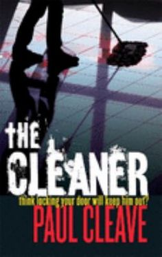 Cover image for The cleaner Three Letter Words, Night Work, Crime Fiction, Daily News, Kiwi, Police, Mystery, Middle, Facts