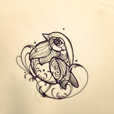 Fat robin #fatrobin #robin #tattoo #milano❤ @caballa
