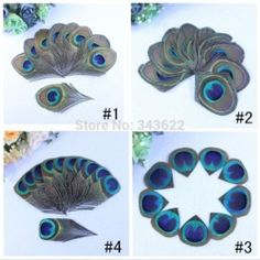 Online Shop lot decorations plumes wholesale price sale!Peacock Feather fringe trim for wedding/carnival dress jewelry centerpieces craft|Aliexpress Mobile
