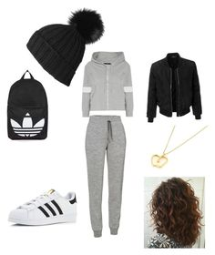 """""""Untitled #30"""" by devyn-mills on Polyvore featuring Norma Kamali, Icebreaker, LE3NO, Tiffany & Co., adidas, Topshop and Black"""