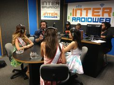 Radial Interview @ Interamerican University, Bayamón PR