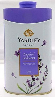 Yardley English Lavender Talcum Powder Talc Perfumed Deodorizing for sale online Body Powder, Tin Boxes, Travel Size Products, Deodorant, Bath And Body, Lavender, Perfume, Pure Products, Beauty Products