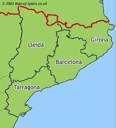 Catalunya Spain Map.10 Best Catalunya Images Europe Maps Spain