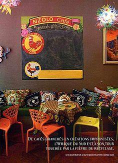 café nzolo #home #decoration #homedecor #african