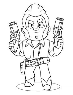 910 Coloring Pages Brawl Stars Images & Pictures In HD Star Coloring Pages, Free Printable Coloring Pages, Coloring Books, Colouring, Star Images, Star Pictures, New Shark, Star Wars, Star Wallpaper