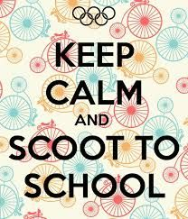 Image result for scoot to school