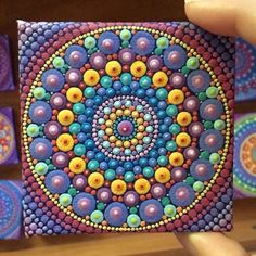 Here's a preview of the original mini mandalas that will be available in my etsy shop (link in profile) the 23rd Nov 2-2.30 PST time. As my drawer is full with the paintings the next lot of mandala stones are sitting happy on the window sill ❤️ unfortunately I didn't have time to create any larger paintings so it will be just the miniatures ☺️