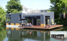 houseboat netherlands