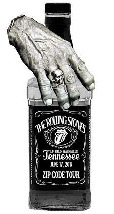 Nashville TN USA 17-June-2015 Rolling Stones live show updates