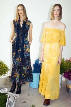 Raquel Allegra Pre-Fall 2017 Collection Photos - Vogue