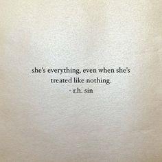....la verdad...