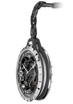 Roger Dubuis Excalibur Spider Pocket Watch Time Instrument