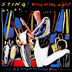 STING - BRING ON THE THE NIGHT (1986) (2 LP)