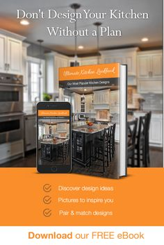 Small Kitchen Remodeling Designs 3 countertop edge styles that work best in small kitchens