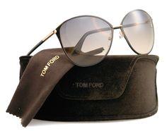 4842cb3660e3a New Tom Ford Sunglasses Women TF 320 Black 28B Penelope 59mm Tom Ford  Sunglasses